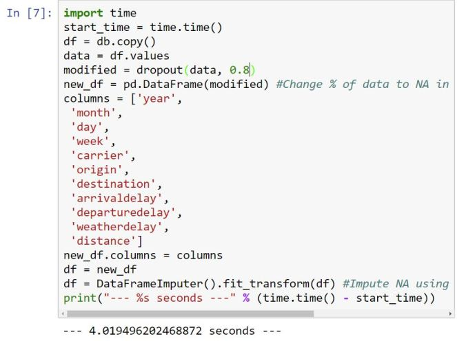 incomplate data python – Python for Data Science